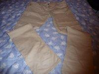 pantalon beige T42 etam : 10 euros