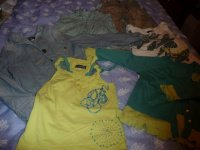 lot 6 pieces jean bourget 6/8 ans : 50 euros