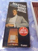 rare jeu collection mastermind mots et chiffres : 30 euros