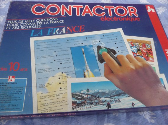 contactor vendu pour piece : 050 cts