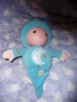 veilleuse bébé ouaps marche parfaitement : 6 euros