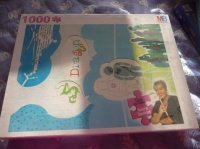 puzzle 1000 pieces neuf 5 euros