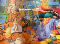 puzzle 104 piece winnie l'ourson neuf : 6 euros