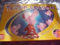 jeu societé neuf turbo cochon ; 10 euros