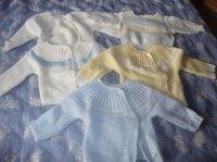 lot 5 brassiere bébé : 3 euros