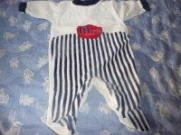 pyjamas 6 mois : 1 euros