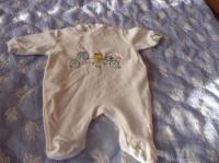pyjamas 1 mois : 1 euros