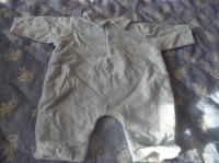 pyjaams sans pieds 1 mois : 1 euros