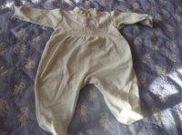 pyjamas 3 mois 1 euros