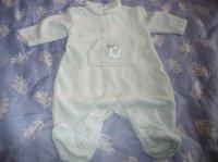 pyjamas naissance verd baudet : 3 euros