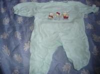 pyjamas naissance été : 50 cts