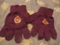 gant charlotte aux fraises : 50 cts