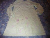 chemise de nuit 6 ans kids graffiti 5 euros
