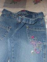 jeans 6 ans : 3 euros