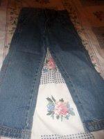 jeans 4 la redoute ttbe 4 euros