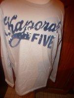 kaporal neuf tee shirt manches longues 8 ans 30 euros