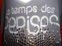 TEE SHIRT LE TEMPS DES CERISES dispo S M L 30 euros neuf
