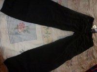 pantalon terre de marin