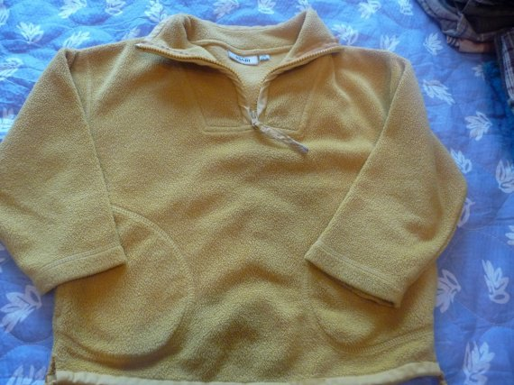pull polaire 3 ans
