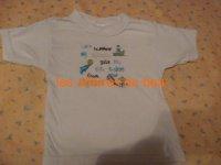 tee shirt dauphins 1 euros