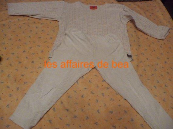 pyjamas été 1 euros