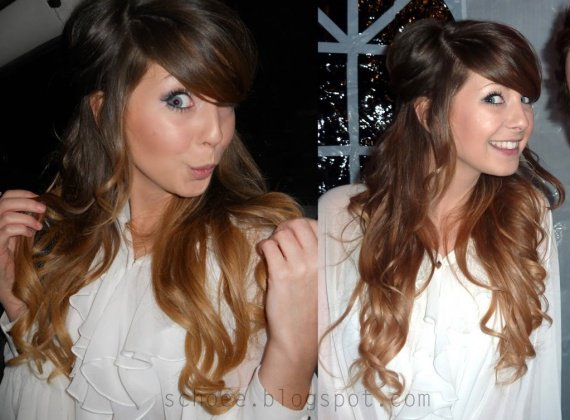 Ombr hair naturel chatain - Ombre hair chatain ...