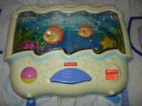 aquarium fisher price 8e