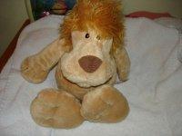 peluche lion 3e