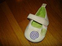 chaussures souples 3e (faut que je vérifie je crois qu'elles sont un peu salies dessous)