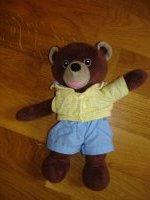 petit ours brun 6e