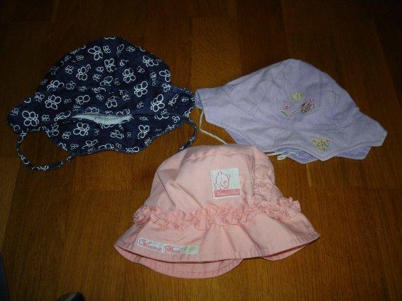 chapeau 1e pièce