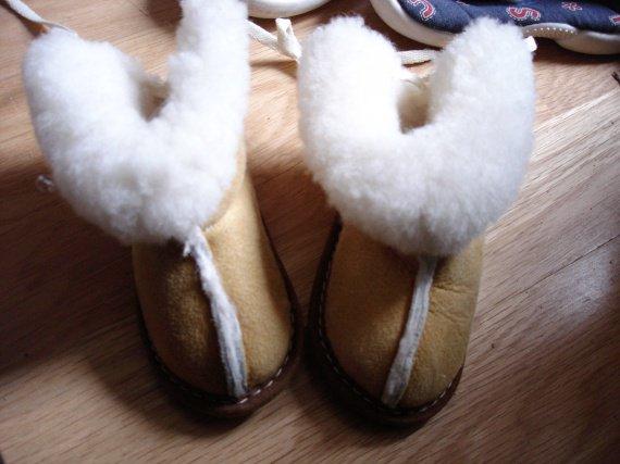 chaussons fourrés 19 4e