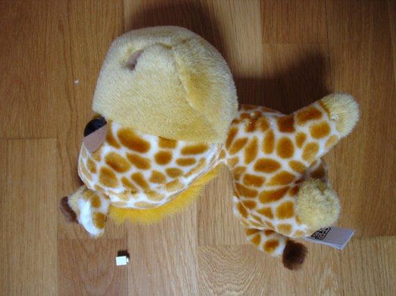 girafe peluche 2e (20 cm)