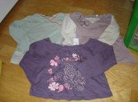 T-shirts ML 2e pièce ou 5e les 3
