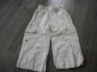 pantalon lin coton obaibi 3 ans 3e