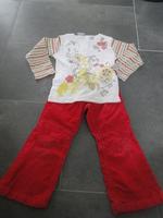 pantalon H&m taille réglable + haut 4 ans 5e