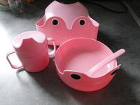 lot vaisselle plastique 3e