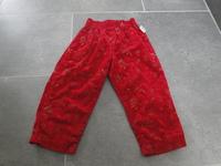 pantalon alphabet 2e