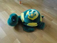 3e l'énorme tortue
