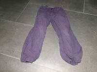 pantalon taille réglable 3e