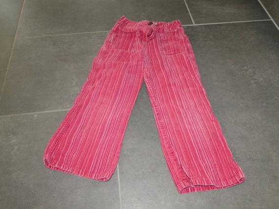 pantalon okaidi taille réglable 3e
