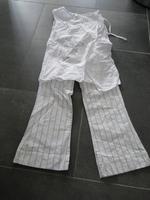 ensemble vert baudet 6e (le pantalon a un mini défaut, cf après)