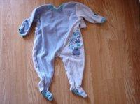 pyjama bleu 18 mois 1€
