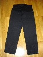 pantalon noir fluide ligne maternité 38 4e