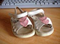 sandalettes ou vertes en 19 : 4€