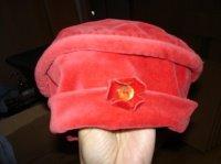 chapeau absorba taille 3 (ça doit faire 3 ans aussi) 3e