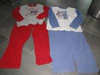pyjama 2e (le bleu est en KDO)