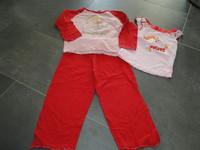 pyjama 2e (dessin du haut effacé) , donne 2eme haut avec