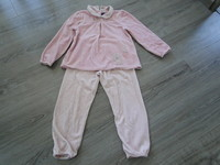 Pyjama sergent major 7 ans 4e