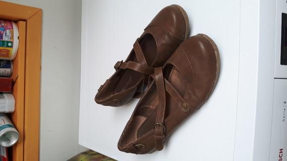 chaussures cuir41 6e